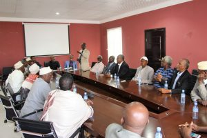 Leaders of Communities in Sahil Pledge to Support the ongoing Seismic and oil exploration activities in the Region