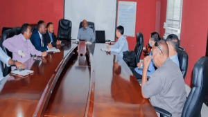 Somaliland: Minister of Energy meets with Chinese Investors